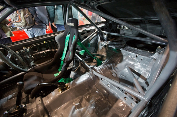 改装排汽头段内部结构图