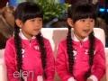 《艾伦秀第12季片花》S12E154 双胞胎现场跳舞萌翻全场