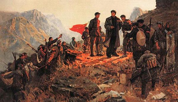 有关长征的资料_有关红军长征的资料-余下全文>_感人网