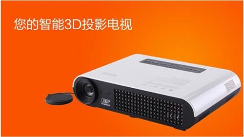 其次,家用必须具备高清基因,瑞视达产品序列的分辨率达到了1280×800,具备720P和1080P解析能力。采用光学高清玻璃镜头和DLP高清数字光学引擎。瑞视达只采用高端智能电视解码芯片(非支持小屏的平板或手机智能方案),采用Mstar 高端智能TV芯片,4+2核GPU图形渲染技术、4K高清解码芯片等高端配置,瑞视达T18完全能够给用户带来影院级的视觉体验。