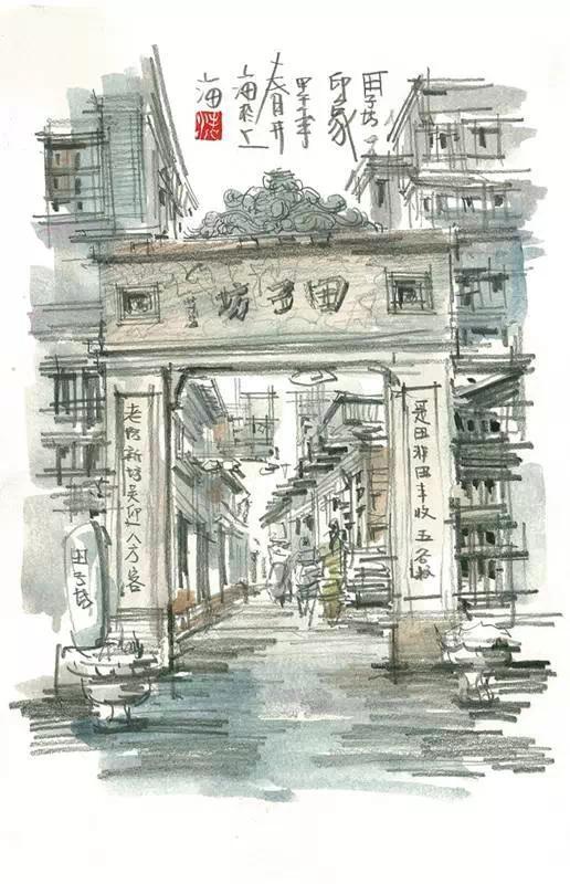 田子坊,豫园,新天地……这些上海地标性建筑