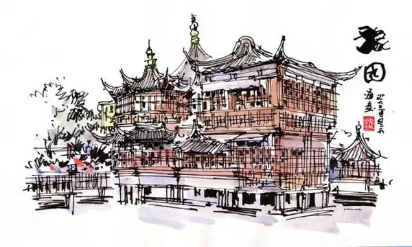 新天地……这些上海地标性建筑