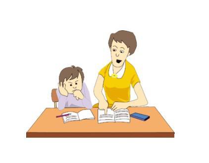 正确的检查孩子作业