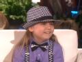 《艾伦秀第12季片花》S12E155 9岁钢琴神童引全场起立欢呼