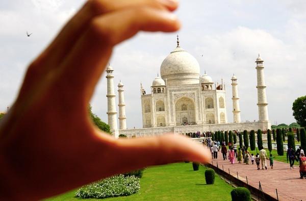 北石:印度总理来华,来看看他们国宝级建筑!-搜狐旅游!!!