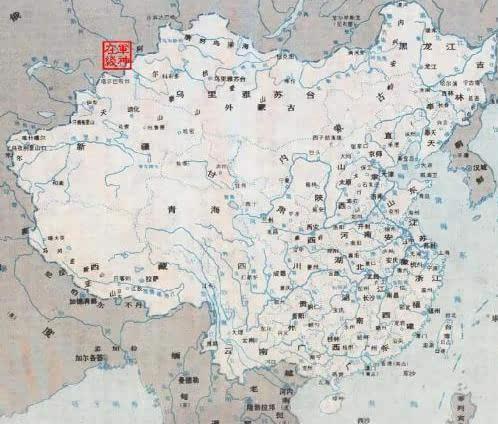 元朝时期的疆域图   明朝疆域图   清朝疆域图(鼎盛时期)   清朝末期疆域图图片