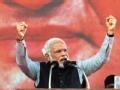 """莫迪 展示印度""""软实力"""""""