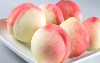 桃子适合减肥吃吗图片