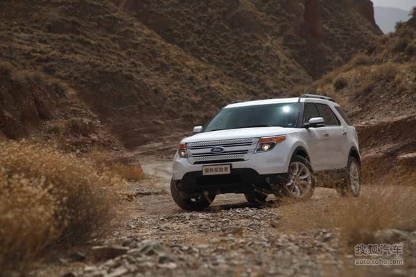 福特进口七座SUV探险者 官方售价降4万元