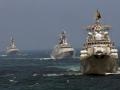 中俄海军九舰地中海军演西方紧张啥