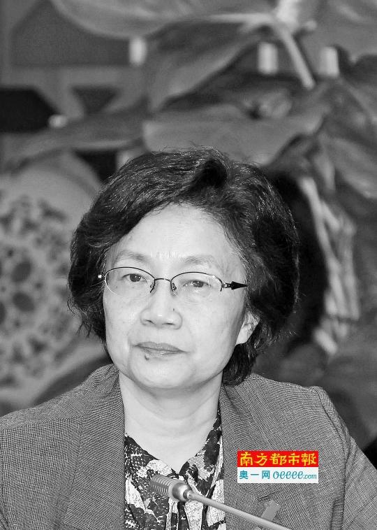 华南理工大学校长王迎军。