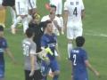 中超视频-李昂赛后怒喷裁判 两黄变红将停赛