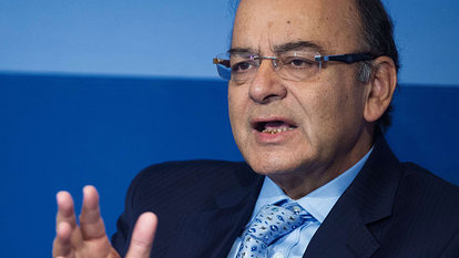 印度财长阿伦・亚特力(英国《金融时报》)