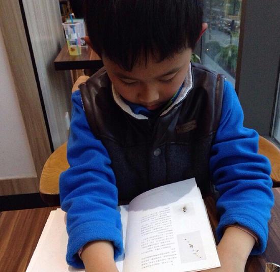厦门9岁男孩写诗 网友惊艳:差点没哭出来