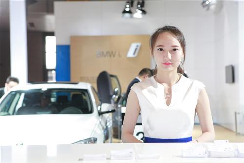 宝马 MINI品牌合力亮相2015太原国际车展高清图片