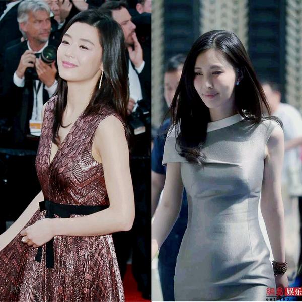 她们是心机女王,全智贤与田朴珺谁今天更懂穿衣?
