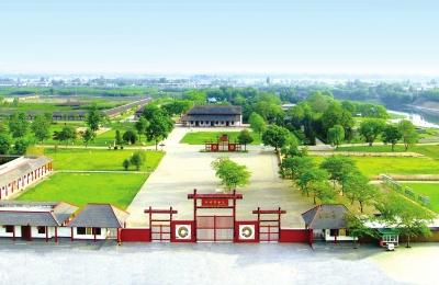 世界文化遗产地—殷墟