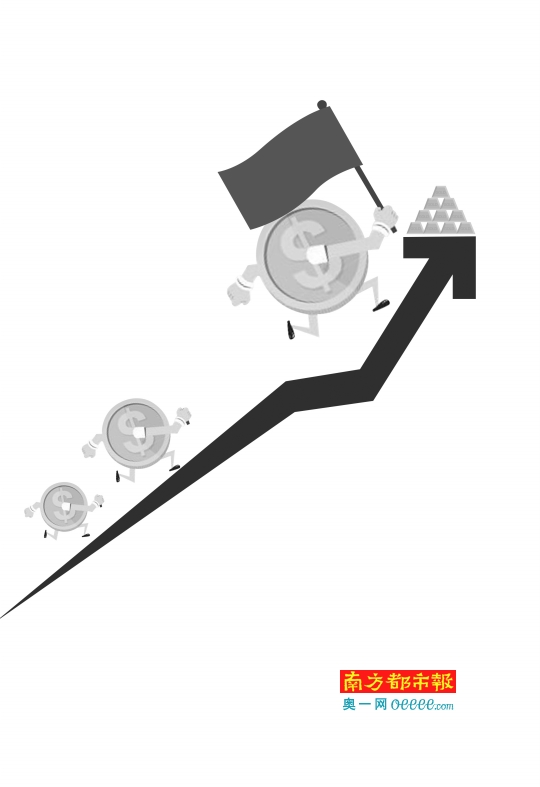 受美国经济数据及美元指数疲软影响,上周金价累计上涨36美元,涨幅达3 .06%,为今年1月中旬至今4个月来的最大单周涨幅。周一延续涨势,截至18日下午6点06分,国际金价涨至1229美元每盎司。南都记者综合采访获悉,金价目前多空分歧较大,此轮上涨预计只是反弹而并非单边反转,全年将在1130到1400美元每盎司之间宽幅震荡。