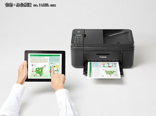 佳能MX498满足用户的多种移动打印需求