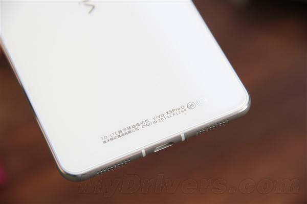 最美vivo手机 vivo X5Pro开箱图赏