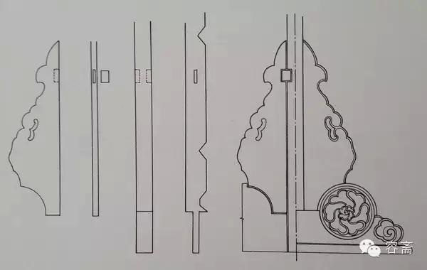 中国风 | 王世襄手绘明代家具榫卯 珍藏级