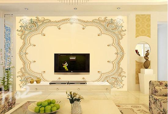 电视墙装修效果图大全
