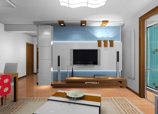 小编提供最新8款不同风格背景客厅大全墙装修效果图电视,收集您v风格.装饰设计cad素材下载图片
