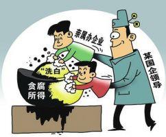国资委巧洗国企领导亲属违规经商办企业(图