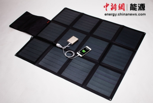 汉能薄膜发电充电包(100W)