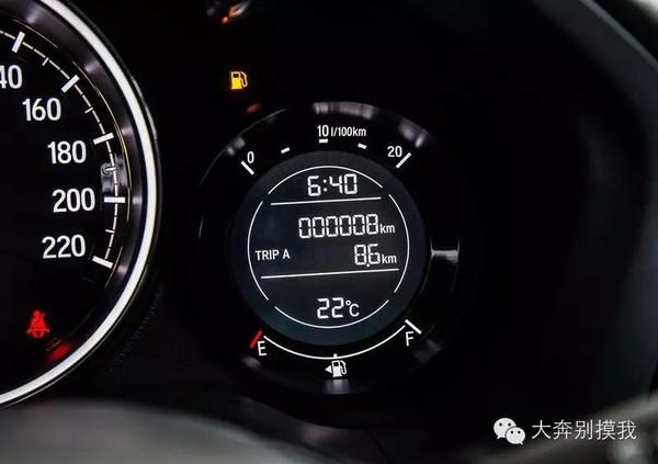 型SUV精选 本田XRV高清图片