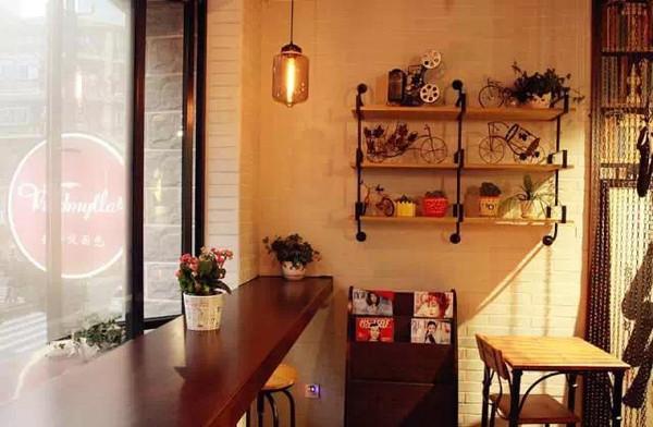 欧式庄园,健康烘焙.邀你一起共享小资下午茶!图片