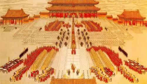 古代皇后的新婚之夜!皇帝新婚洞房先干什么?