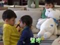 《搜狐视频综艺饭片花》第十九期 萌神奥莉壁咚韩国正太 甜馨化身暖心宝宝