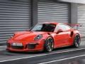 [海外新车]保时捷新911 GT3 RS 霸气外露