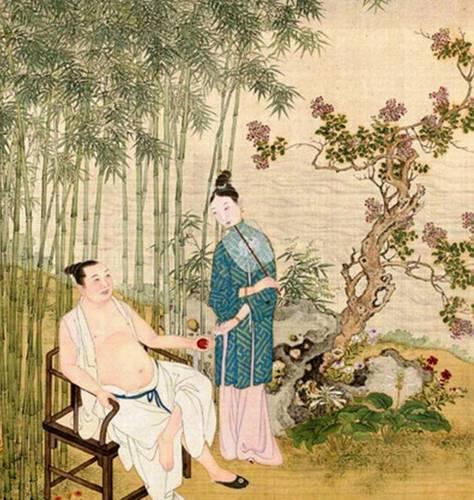 中国古代女子性生活怪癖