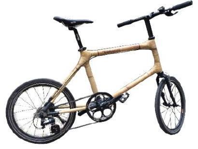 小学生科技小制作自行车