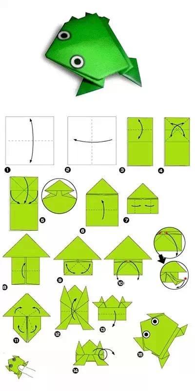 折纸船大全 图解 步骤