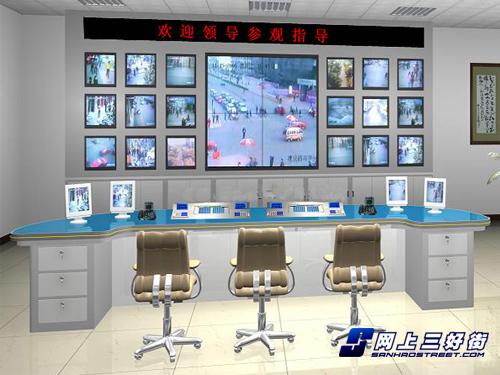 大屏幕拼接电视墙_普锐之BRIDZ-DSQ-08大屏幕电视墙6000
