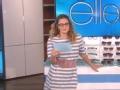 《艾伦秀第12季片花》S12E160 巴里摩尔推荐眼镜性感播报