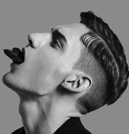 最流行的9款男神发型,让你帅到2016!