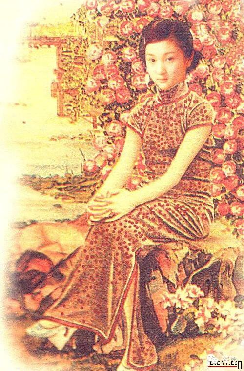 中国风 | 旗袍--中国式优雅