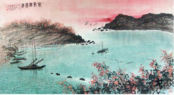 现代国画大师——傅抱石
