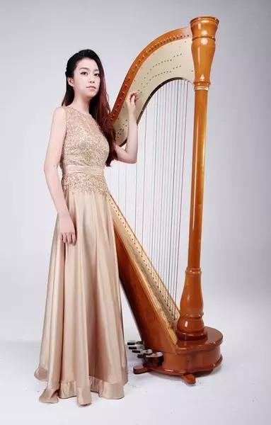 6月14日 天使的乐章-竖琴,大提琴,人声与三重奏