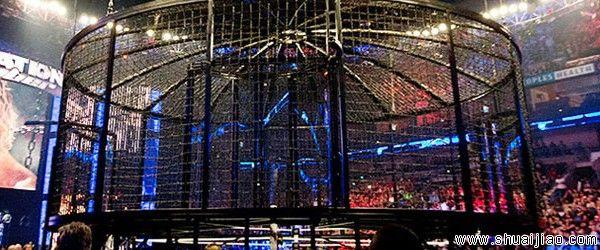 wwe密室牢笼淘汰赛6月1号上演!敬请关注摔角网