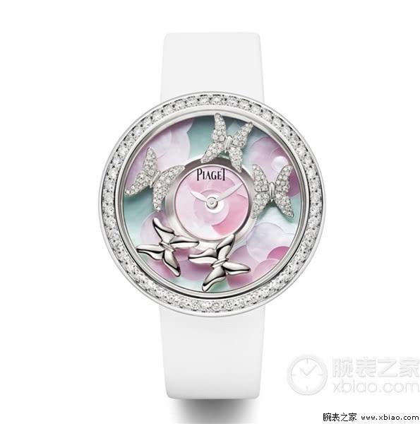 最会讨得女人欢心 三款具有创意的伯爵腕表
