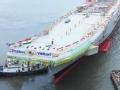 印度首艘国产航母即将三度下水