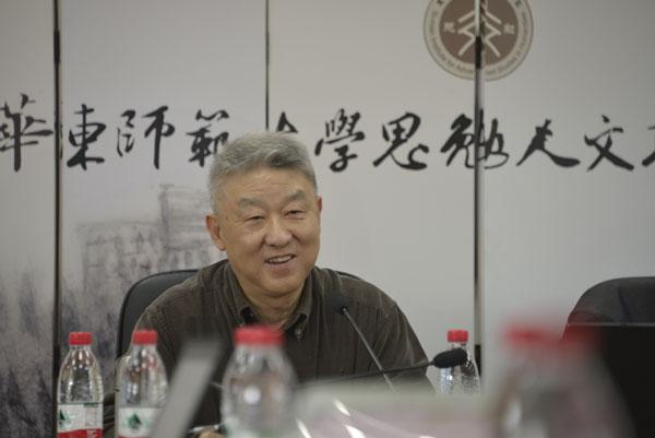 许纪霖(华东师范大学)图片