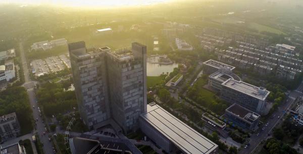 上海张江高科技园区