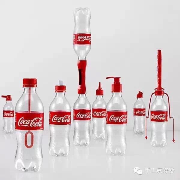 塑料瓶废物利用大合集 你绝对想不出