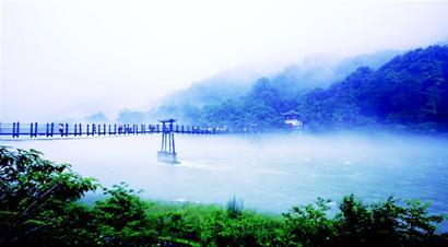 都江堰打造全国首个世界康体养生旅游目的地